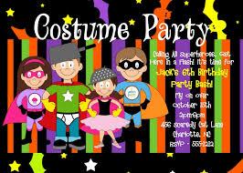 halloween birthday party invitations eysachsephoto com