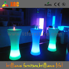 Led Bistro Table Alluring Led Bistro Table With Led Bistro Table Bonners Furniture