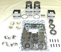 wsm yamaha 115 130 hp v4 platinum rebuild kit 100 270 10p oem