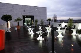idee deco bar restaurant sky bar vertigo à nantes blog déco du rendez vous design