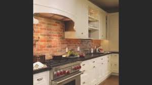 backsplash creative exposed brick backsplash kitchen nice home