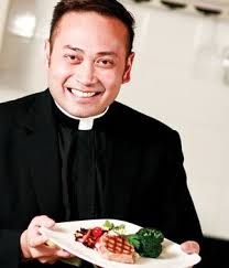 cuisine priest fr matthew schneider lc on now that both fatherschnippel