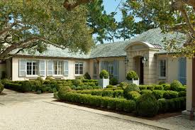 french country home french country home pebble beach california traditional