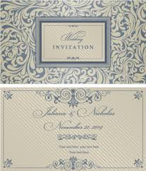 wedding invitations free vector wedding invitation free vector 2 697 free vector