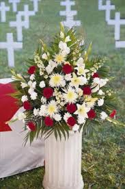 Flowers Com Canadian Setting Arrangement San Francisco Funeral Flowers Colma