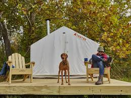 startups bring camping into the age of airbnb minnesota public