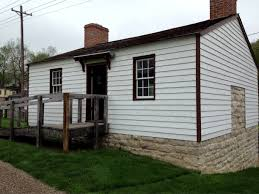 huck finn house hannibal missouri this is a remodeled home of a
