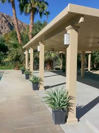 Stucco Patio Cover Designs Patio Cover Designs Patio Ideas Valley Patios Palm Desert