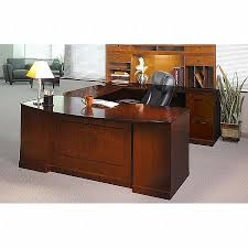Shaped Desk Sorrento Executive U Shaped Desk Suite W Pbf Ff Drawer Pedestals