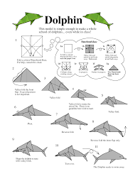 dolphin origami http www docstoc com docs 121212161 dolphin