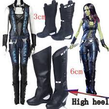 gamora costume hot guardians of the galaxy 2 gamora costume suit cos