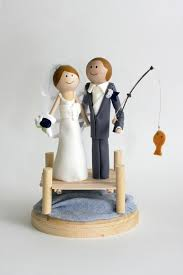 fishing wedding cake toppers wedding cake wedding cakes fishing cake toppers for weddings