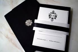 wedding invitations black and white black and white wedding invitations the wedding