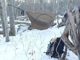 10x10 fully encloses 10 u0027 hammock for winter bushcraft usa forums