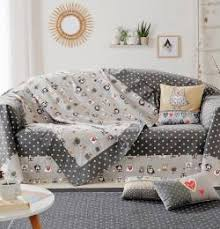 jeté de canapé en jeté de lit françoise saget