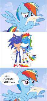 Mlp Rainbow Dash Meme - 184449 anti shipping exploitable meme letter meme meme