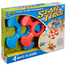 poof outdoor games star toss alexbrands com
