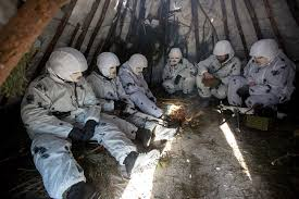 Russia Equipped Six Military Bases by Arctic Survival Kit How Russian Soldiers Cope With Cold In The