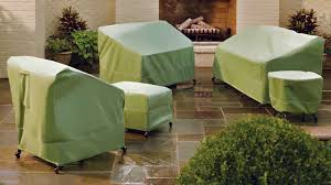 Patio Furniture Waterproof Covers - l shaped outdoor furniture covers patio outdoor decoration