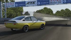 opel kadett oliver forza motorsport 6 opel kadett on the ring polo red car pack