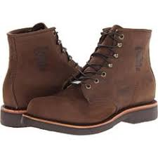 chippewa american handcrafted gq tan rodeo boot fashion