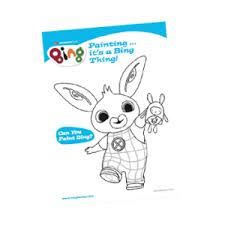 bing activities bing bunny