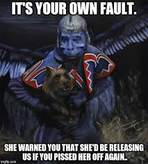 Wizard Of Oz Meme Generator - flying monkey imgflip