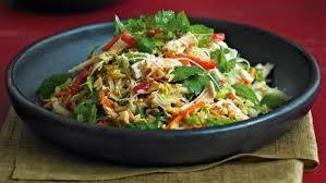noodle salad recipes vietnamese chicken and noodle salad recipe good food