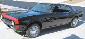 1968 camaro project car for sale camaro