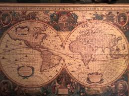 World Map Antique by Antique World Map Puzzle 5000 Pieces Youtube