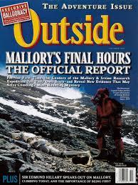 magazine outside online