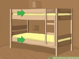 This End Up Bunk Beds How To Decorate A Camp Bunk Bed 12 Steps With Pictures