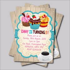 aliexpress com buy 20 pcs icecream birthday invitation for kids