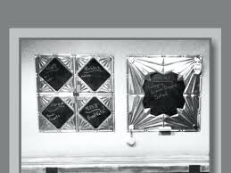 Sheffield Home Decorative Chalkboard by Chalkboard Menu Boards For Restaurant Remodelaholic Grey And White