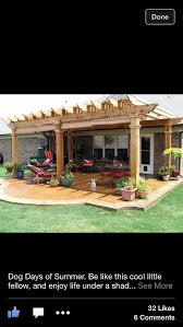 Patio Backyard Ideas Best 25 Cement Patio Ideas On Pinterest Concrete Patios