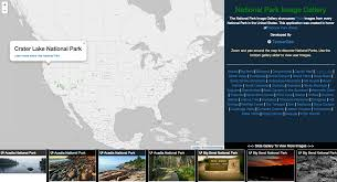 Acadia National Park Map National Parks Map And Image Gallery