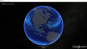 Space Junk Map Garbage Patch Google Earth Youtube