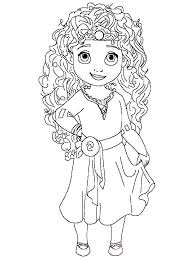 princess coloring pages free printable princess