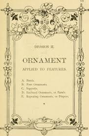 handbook of ornament collection collection of classical