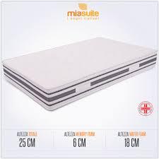materasso piazza e mezza misure materasso ortopedico memory una piazza e mezza top bayscent