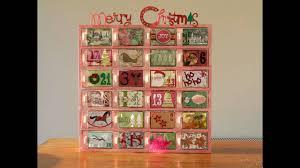 advent calendar wooden advent calendar