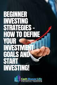 beginner investing strategies cash money life