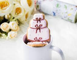 wedding cake cookies sweet wedding cookies wedding favors 99merci