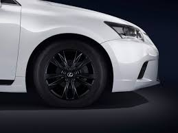 lexus ct200h sport lexus is and ct get sport editions in europe