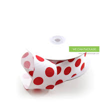 and white polka dot ribbon polka dot wedding polka dot grosgrain ribbon polka dot shop