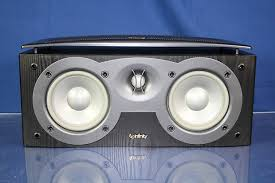 Infinity Bookshelf Speakers Infinity Beta C250 Center Speaker Black Clarity Reverb