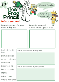 grade 2 reading lesson 12 fairy tales frog prince english