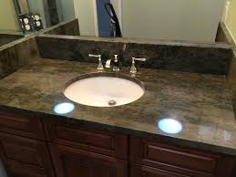 Granite Bathroom Vanity by Marble And Granite Bathroom Vanities Gemini International Marble