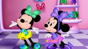 minnie s bowtique minnie mouse bowtique episodes all bow dailymotion