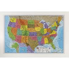 world map desk mat giant mouse pad amazon com united states desk mat giant mouse pad by round world